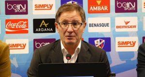 اتحاد طنجة يعتزم التعاقد مع مدرب مطرود من فريق بالدرجة الثانية بإسبانيا