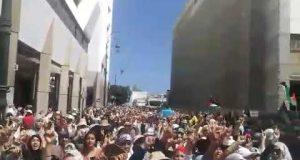 المغاربة: السيسي عدو الله