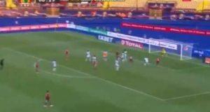 هدف المغرب أمام ناميبيا