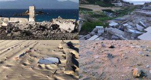 شاطئ الدالية: الأكاذيب الفاقعة في أجمل شواطئ طنجة