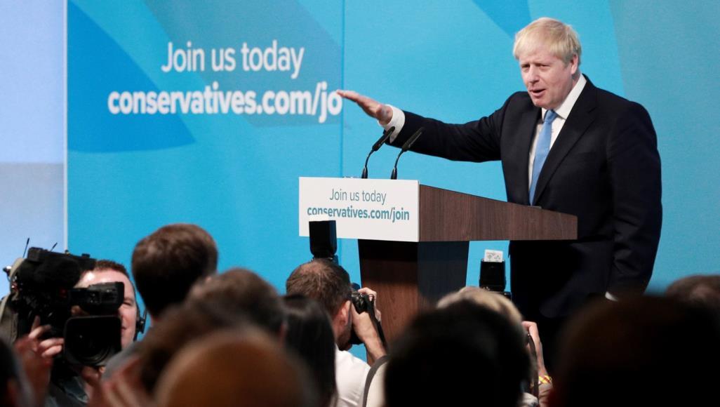 المتطرف بوريس جونسون رئيسا لوزراء بريطانيا