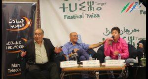 """بعد ضجة التدخين في ندوة: """"ثويزة"""" تعيد زيدان إلى طنجة + فيديو"""