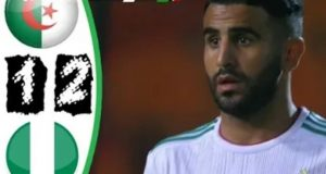 تأهل الجزائر للنهائي