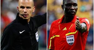 الكاف يغير حكم مباراة النهاية بين الجزائر والسنغال