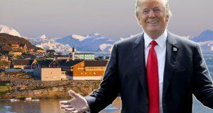 """ترامب.. وحلم """"جزيرة الكنز"""".."""