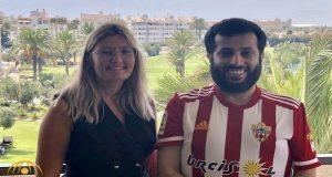 آل الشيخ يريد اصطياد المواهب المغربية في نادي ألمرية