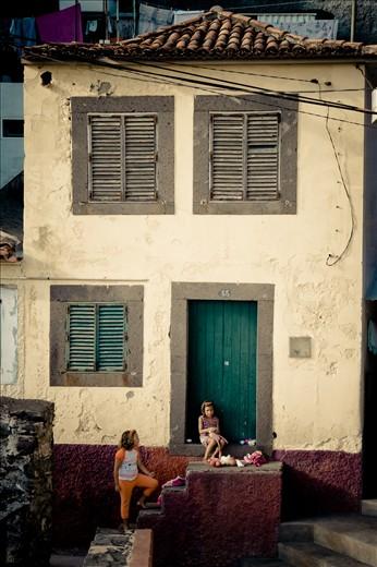 رونالدو لابنه: في هذا البيت عشت الفقر المدقع.. !