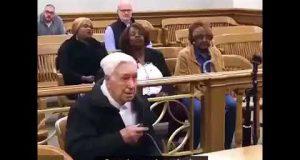 شاهده الملايين: القاضي والعجوز.. (فيديو)