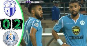 اتحاد أبرشان مستمر في تشويه صورة طنجة وجمهورها: هزيمة قاسية أمام فريق مغمور + فيديو