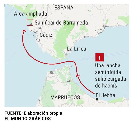 أسبوع أسود في إسبانيا: حوادث وضحايا.. ونصف طن من حشيش الجْبهة..
