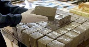 قرابة عشرة أطنان حجم المخدرات المحجوزة بضواحي طنجة