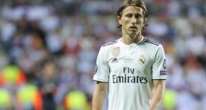 مودريتش لم يعد يحظى بالحصانة في ريال مدريد