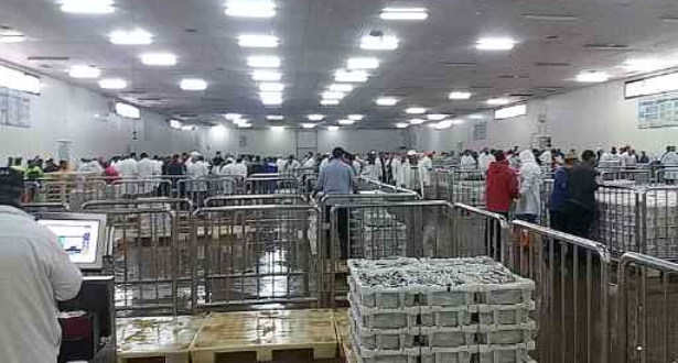 سوق السمك الجديد بطنجة أصبح جاهزا
