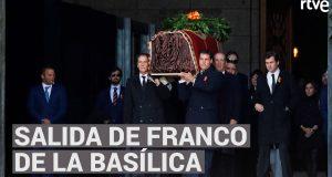نقل قبر فرانكو