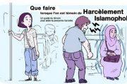 الرهاب الفرنسي مستمر: مستشار يميني يهين محجبة