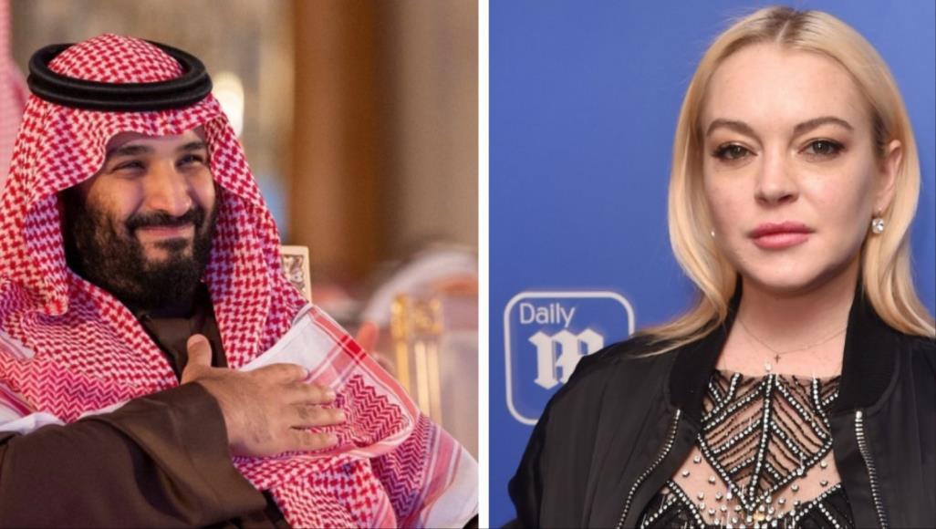 """العلاقة بين مغنية أمريكية وولي العهد السعودي """"محترمة.. جدا"""""""