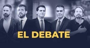 المناظرة الانتخابية الكبرى في إسبانيا: لا أحد فاز بوضوح