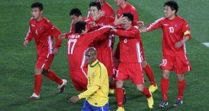 قصص رياضية غير طبيعية في كوريا الشمالية