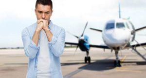 تخشى ركوب الطائرة..؟ هذه عشر نصائح تساعدك