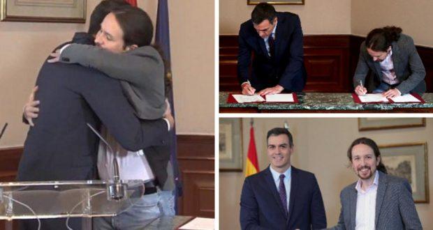 """""""تحالف الشجعان"""" بين أسرة اليسار في إسبانيا"""