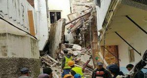 قتيل في انهيار منزل بالمدينة القديمة بطنجة