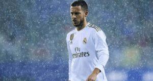 أخيرا.. سحابة هازارد تمطر على ريال مدريد