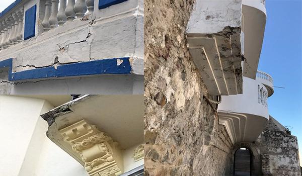 مباني تاريخية في طنجة مهددة بالانهيار.. ولا أحد يهتم