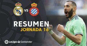ملخص ريال مدريد وبرشلونة