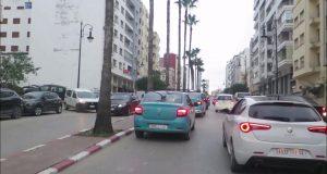 جولة من دار التونسي إلى وسط طنجة
