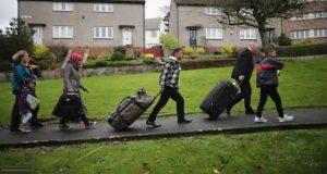 بريطانيا ستعرقل قدوم المهاجرين غير المهرة