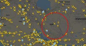 بعد إسقاط الطائرة الأوكرانية: خطوط عالمية تتجنب المجال الجوي الإيراني