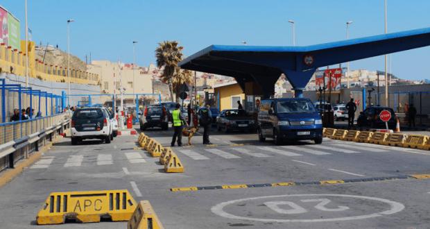 إسبانيا تستخدم ممر باب سبتة لتهريب نفايات خطيرة نحو المغرب