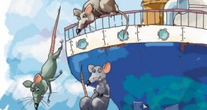 اتحاد طنجة: السفينة تغرق.. والجرذان تهرب