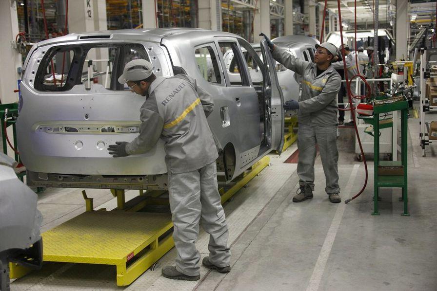 مصنع رونو طنجة يسجل اليوم الإثنين 6 حالات إيجابية جديدة