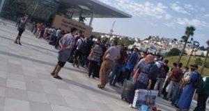 السفر خارج طنجة.. معضلة حقيقية أيام العيد