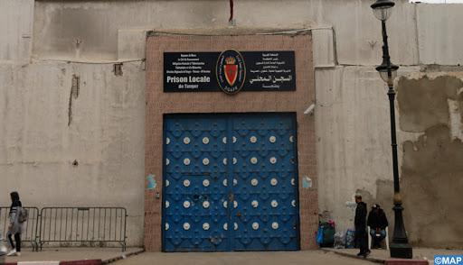 فرض حجر صحي على سجن طنجة