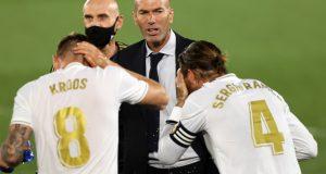لا مكافآت للاعبي ريال مدريد في حال فوزهم بالدوري