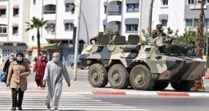 مدرعات الجيش المغربي تعود إلى ثكناتها..