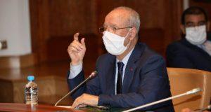 """وزير الأوقاف """"تكوين لجان محلية على أبواب المساجد لمراقبة مدى احترام شروط السلامة الصحية"""""""