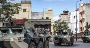 الجيش يساهم في ضبط الحالة الوبائية بطنجة
