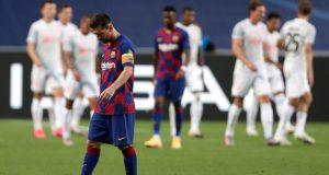 """بالأمس انتهت """"أسطورة"""" برشلونة.."""