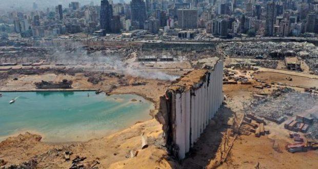 وزير داخلية لبنان الأسبق: اسرائيل وراء تفجير بيروت