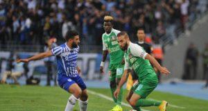 مباراة اتحاد طنجة والرجاء البيضاوي الأربعاء 2 سبتمبر