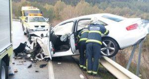 إصابة ثلاث مغربيات في حادثة بإسبانيا