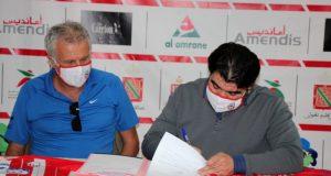 المغرب التطواني يتعاقد مع الصربي مانولوفيتش