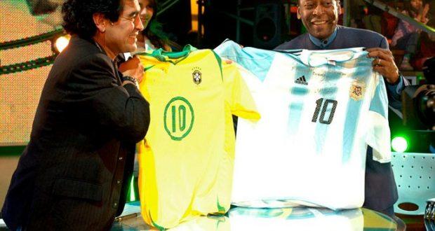 مارادونا الأفضل في تاريخ الكرة.. لهذه الأسباب..
