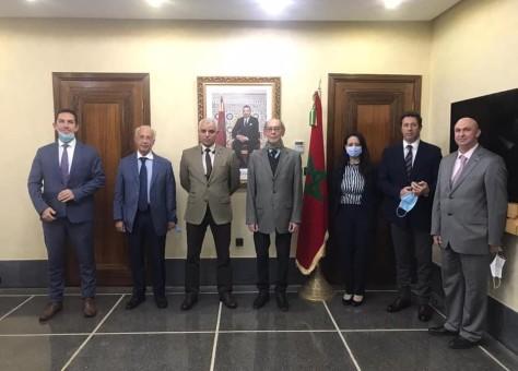 "تنسيق مغربي روسي حول لقاح ""سبوتنيك 5"""
