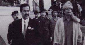 هكذا حاول القذافي تهريب صدام حسين قبل إعدامه