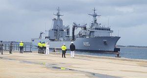شراء المغرب سفينة حربية إسبانية ينقذ صناعة السفن في قادس