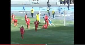 ملخص مباراة اتحاد طنجة والنادي المكناسي